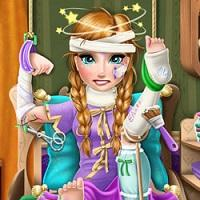 Ice Princess Hospital Recovery